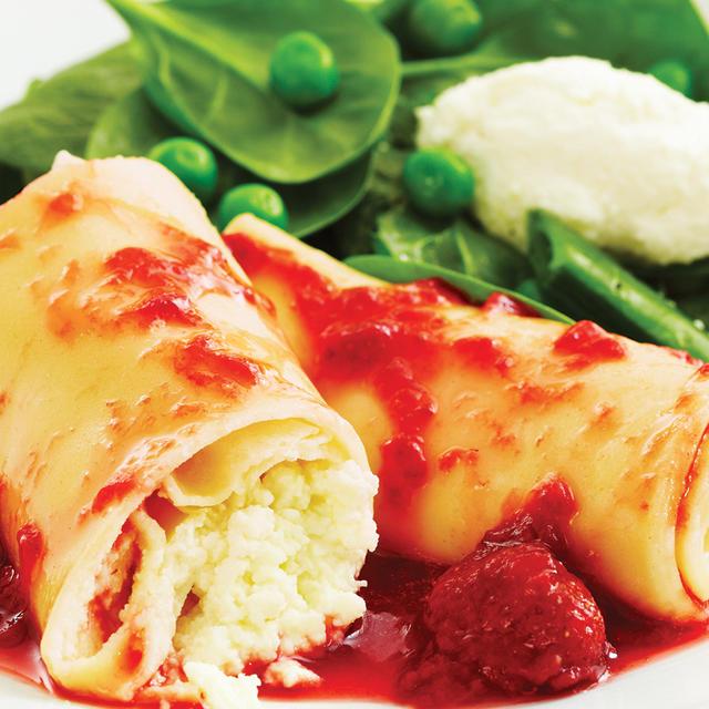 Perfect roast potatoes Lemon-Ricotta Crêpes with Strawberry Port ...