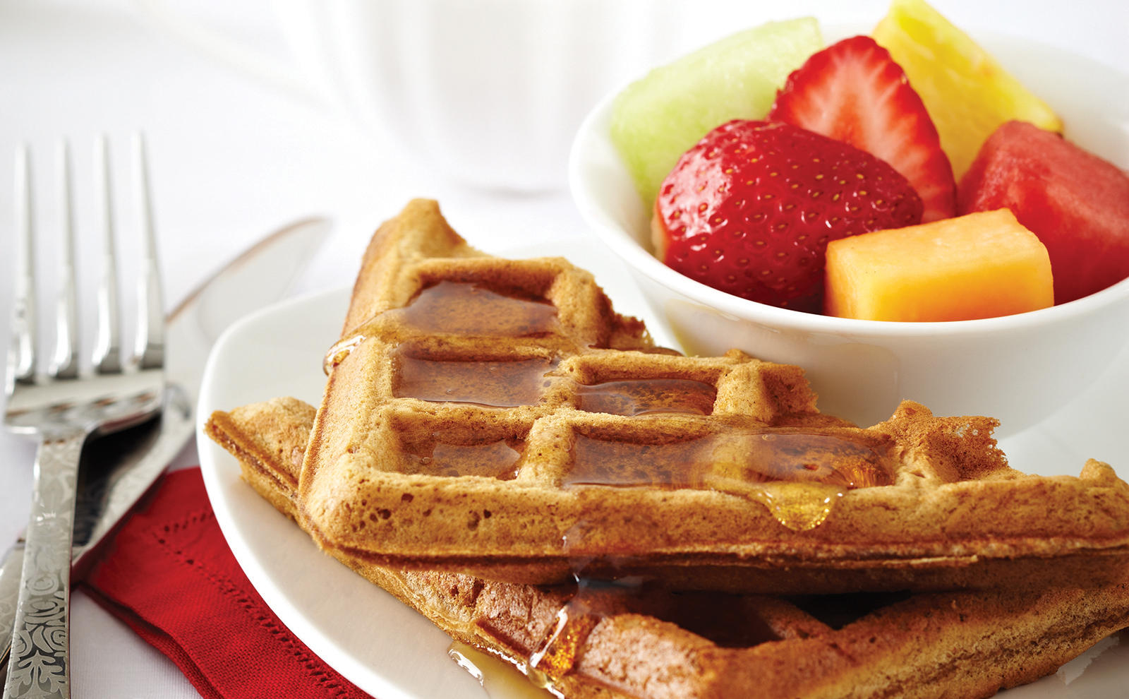 Gingerbread Waffles Recipes — Dishmaps