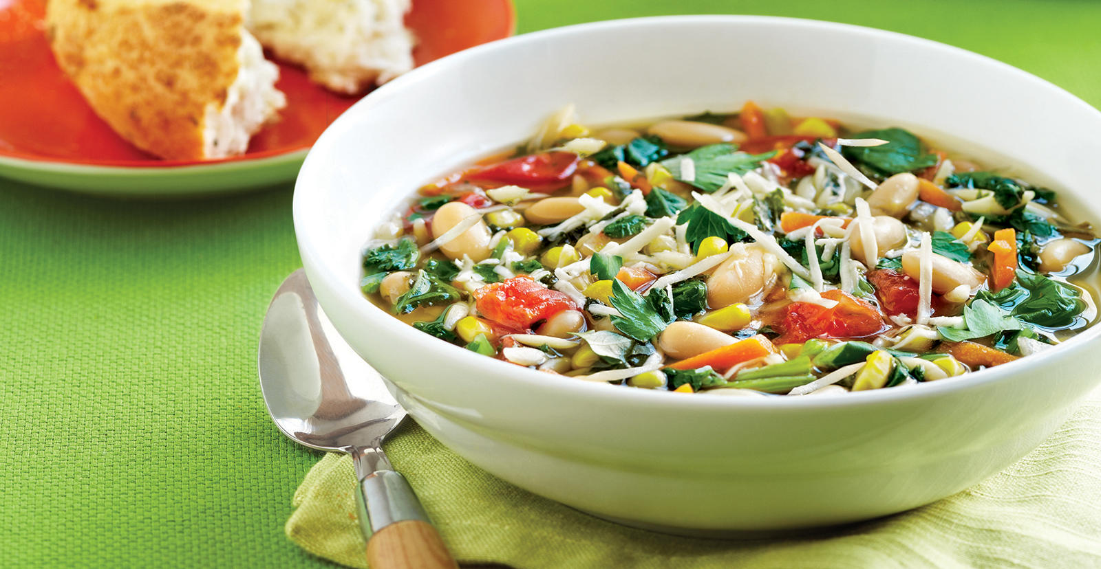 Sobeys | Hearty Bean & Italian Greens Soup