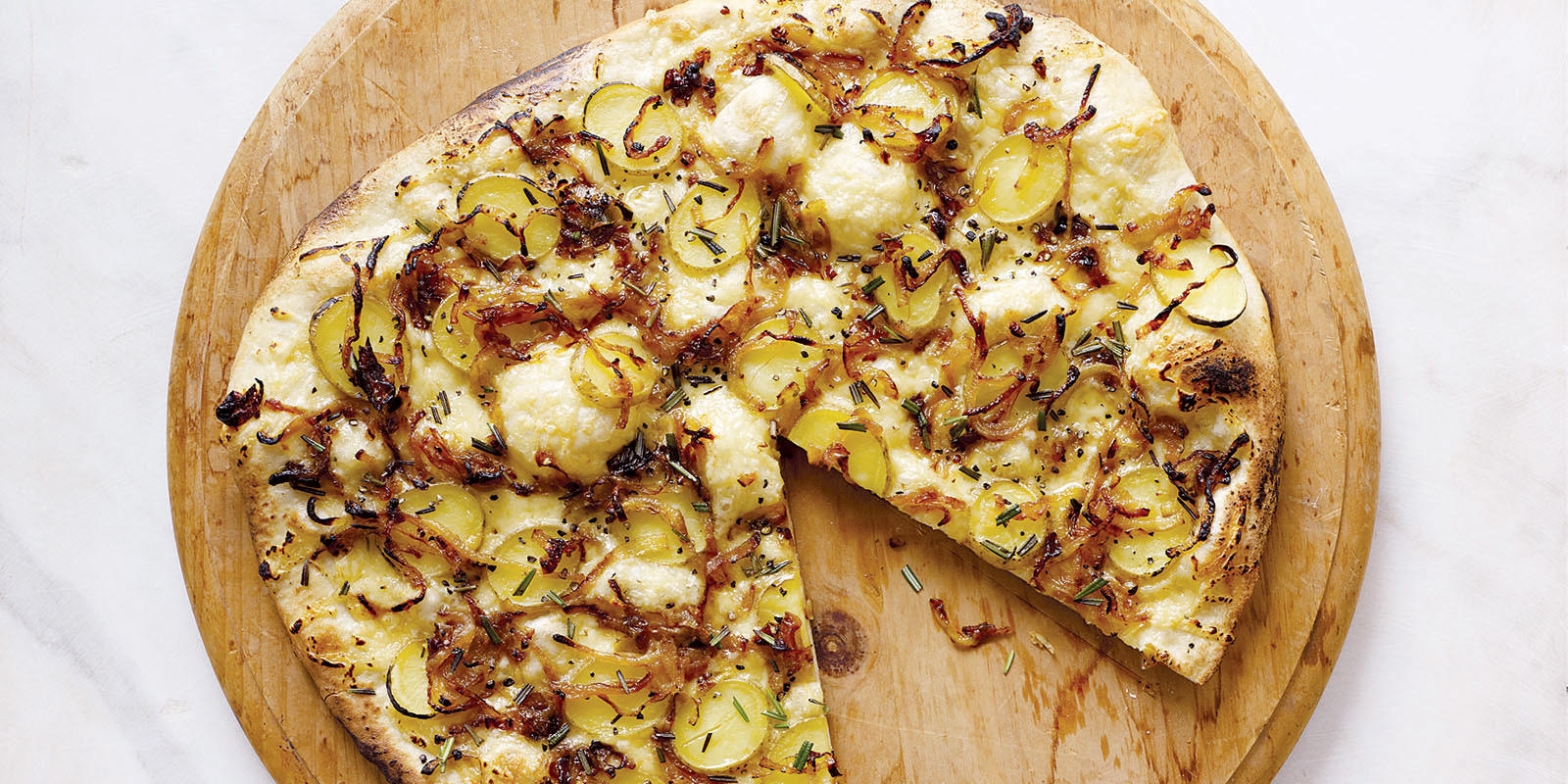 Sobeys | Potato, Caramelized Onion & Rosemary Pizza
