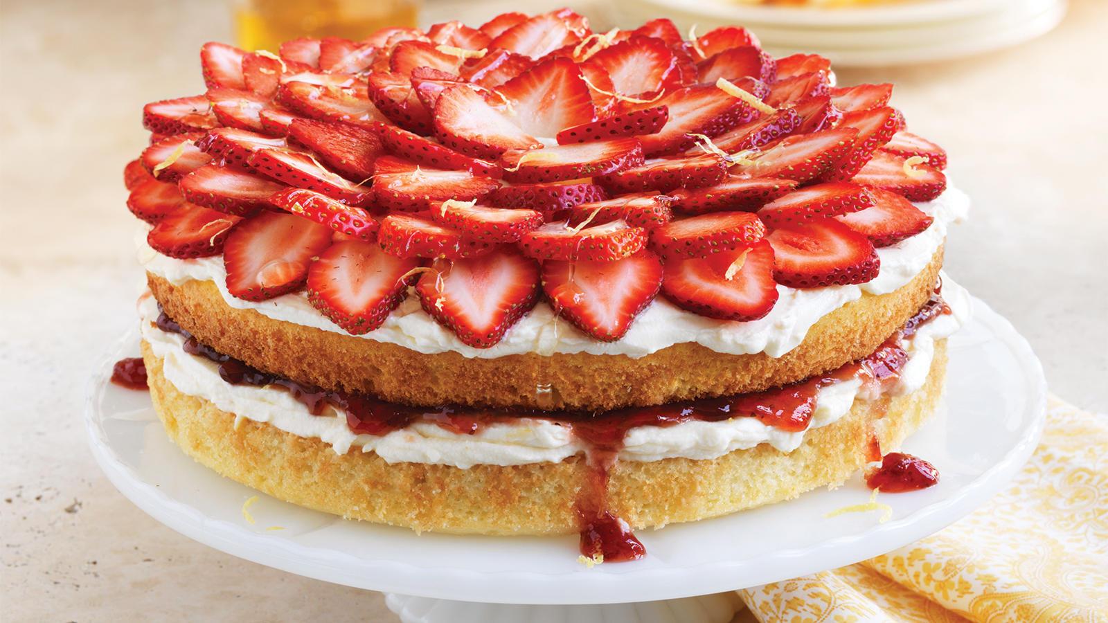 Gluten-Free Yellow Cake Recipe — Dishmaps