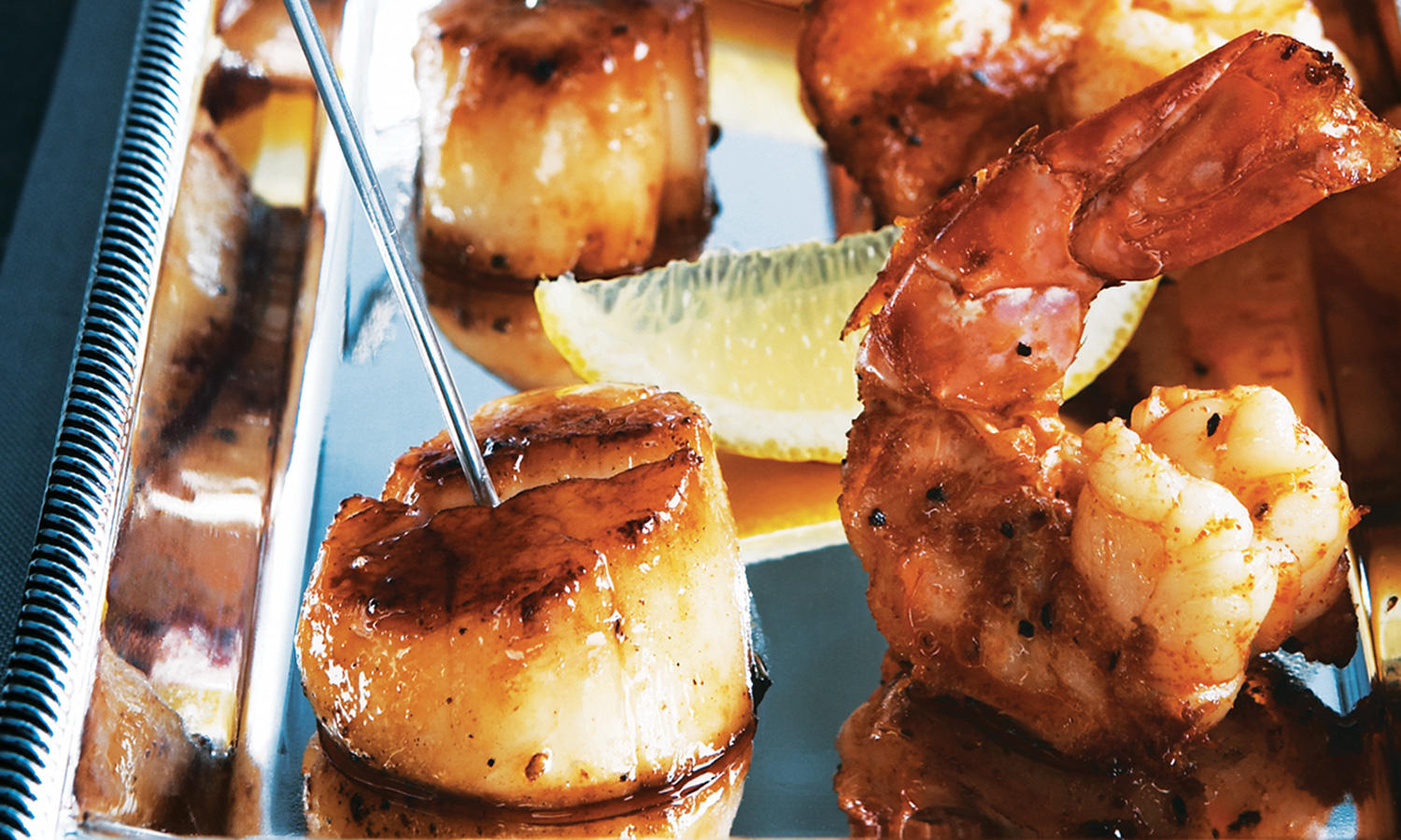 Sobeys | Maple Glazed Scallops