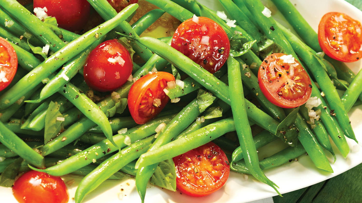 Sobeys | Green Bean & Tomato Salad