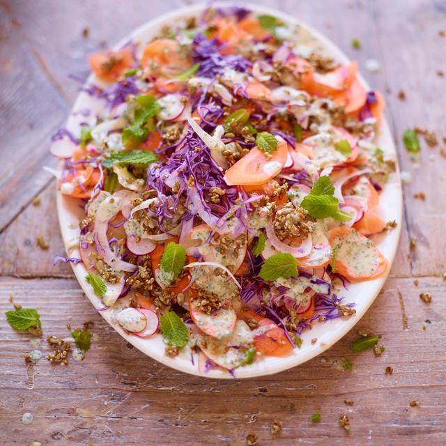 Джейми оливер тосканский салат из помидоров фото
