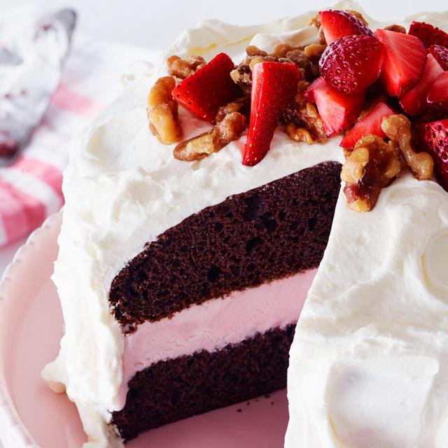 pie strawberry chocolate freezer strawberry chocolate freezer frozen ...