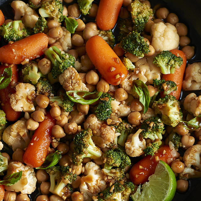 Chickpea & Vegetable Stir Fry   Foodland: Ontario