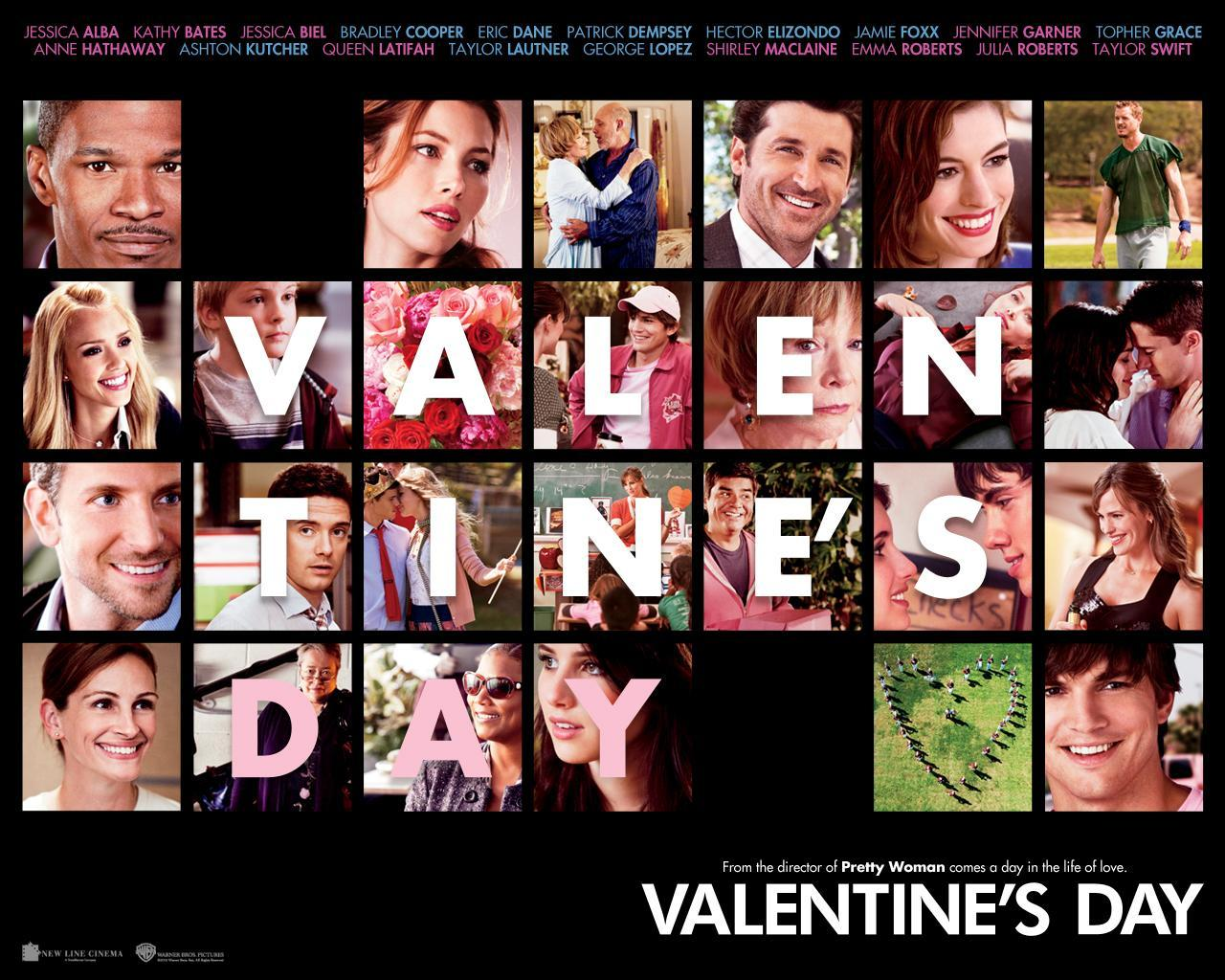 Movie Review Rewind: Valentine's Day (2010) - SoBros Network