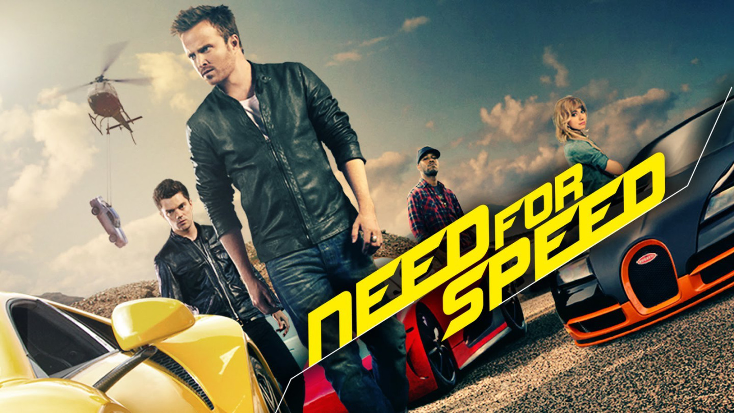 Movie Review Rewind: Need for Speed (2014) - SoBros Network