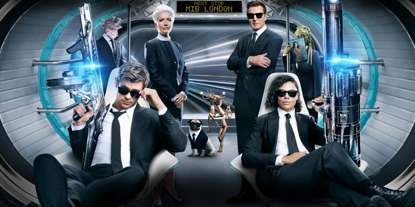 Men In Black International Movie Review Sobros Network