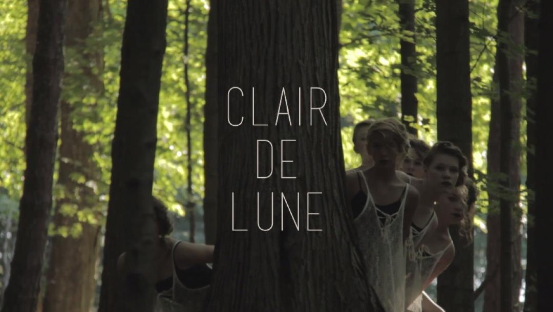 Claire de Lune - SOCAPA Dance Video, Vermont