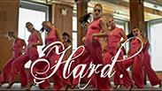Hard - Dance Video thumbnail