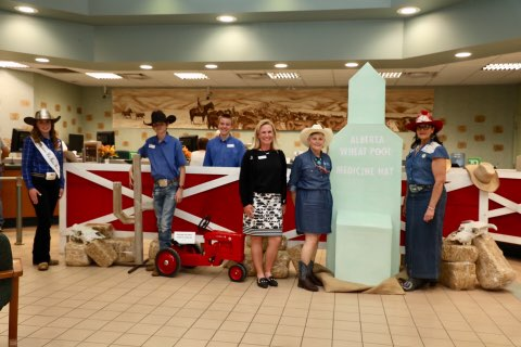Stampede Announces Decorating Contest Winners Chat News