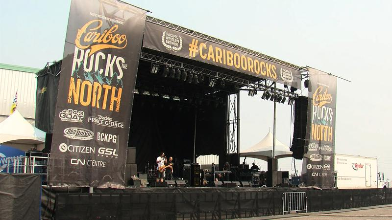 Cariboo Rocks the North postponed