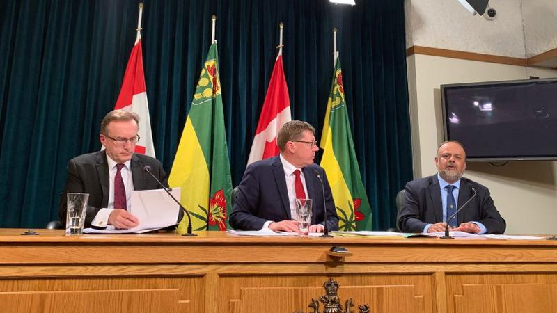 No fines for people at two large family gatherings in Saskatchewan