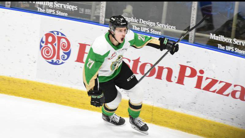 WHL Return to Play protocol 'so important for everyone to hear' says Raiders' Michael Scissons