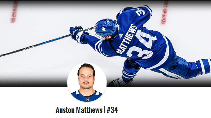 Maple Leafs star Auston Matthews tests positive for COVID-19