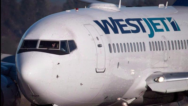 WestJet laying off 3,333 employees