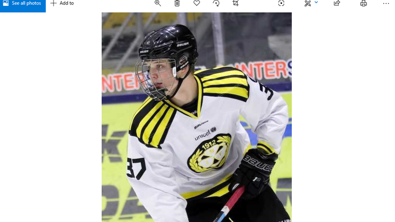 Battalion select Matvei Petrov first overall in CHL import draft