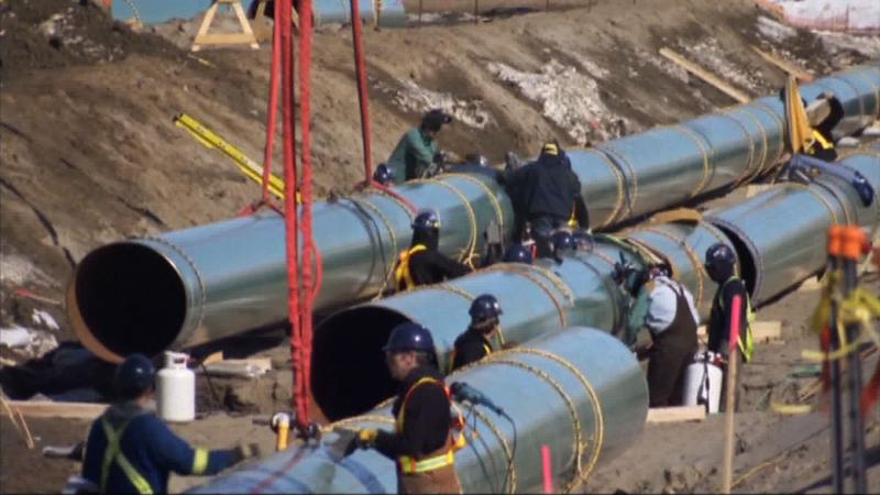 Supreme Court dismisses Indigenous appeal of Trans Mountain approval