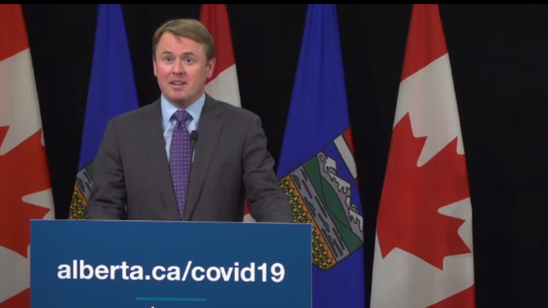Alberta plans to reopen schools in fall; COVID-19 cases still increasing