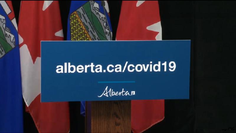 Five new COVID-19 deaths, 257 cases in Alberta