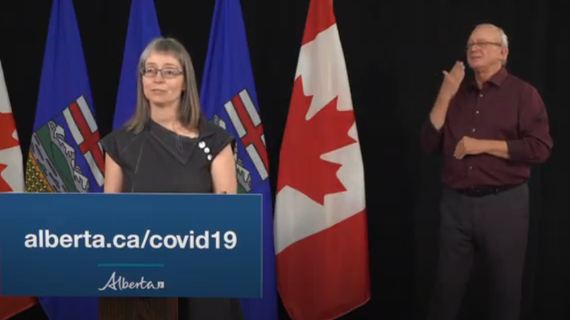 Alberta adds 82 COVID-19 cases, 2 deaths