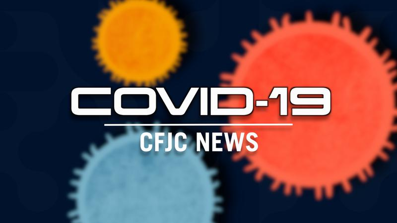 Health officials provide update on COVID-19 at 3 p.m.