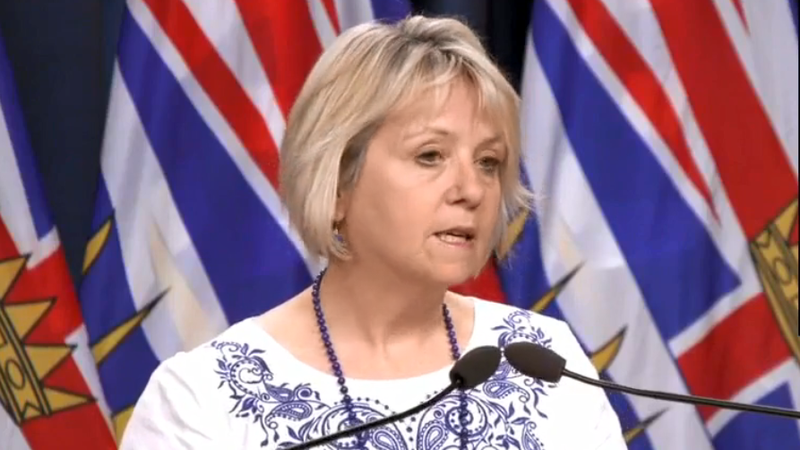 B.C. announces 132 new COVID-19 cases as hospitalizations grow
