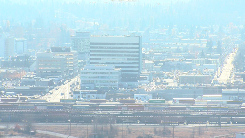 Air quality in Portland to improve on Friday