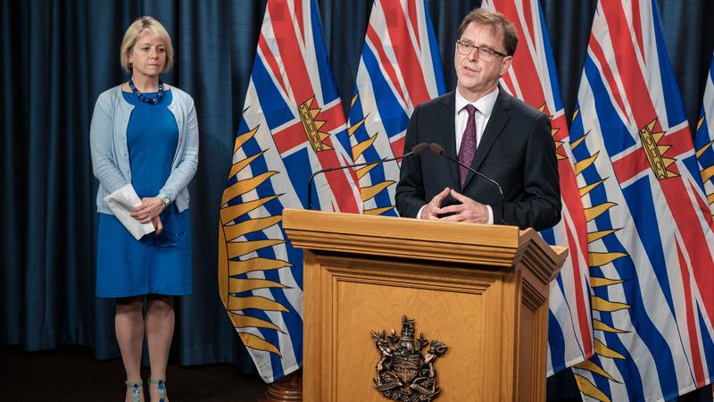 Health officials announce 139 new coronavirus cases in BC