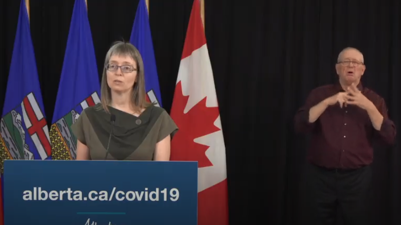 Alberta limiting asymptomatic testing of COVID-19 to priority groups