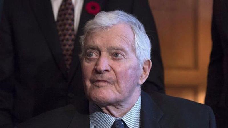 John Turner: Former Canadian prime minister dies at 91