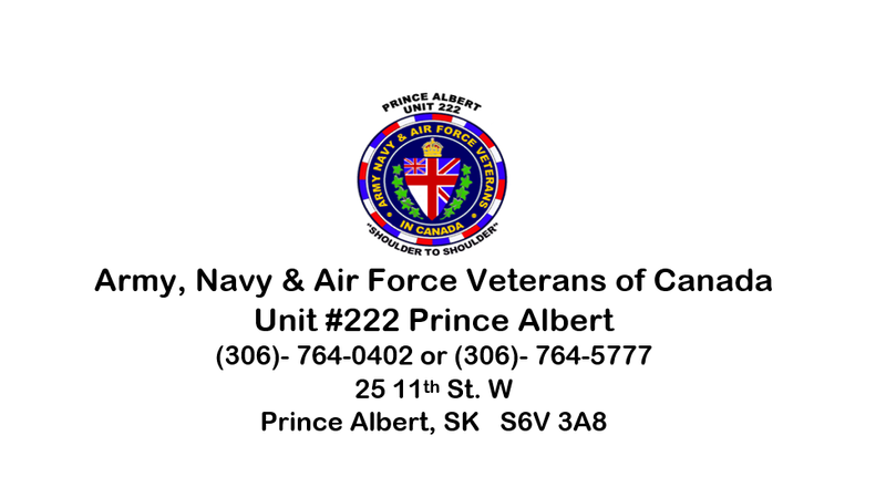 Army, Navy and Air Force Veterans in Canada