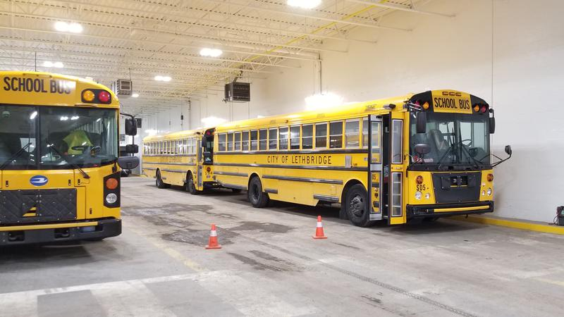 Lethbridge S School Divisions Hire New Bussing Provider To Start In Fall 2021 Lethbridge News Now