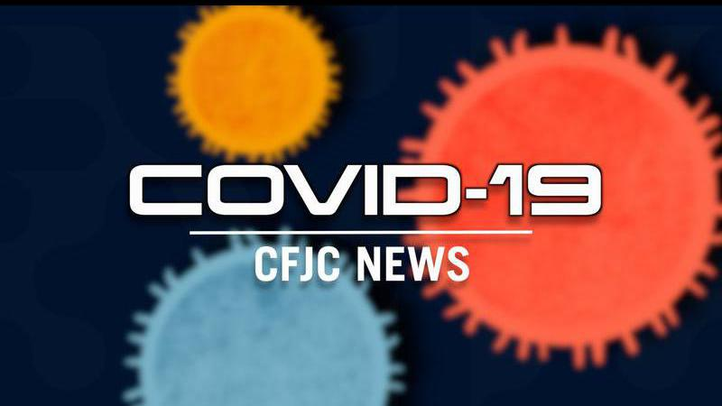 British Columbia's COVID-19 case count up by 98