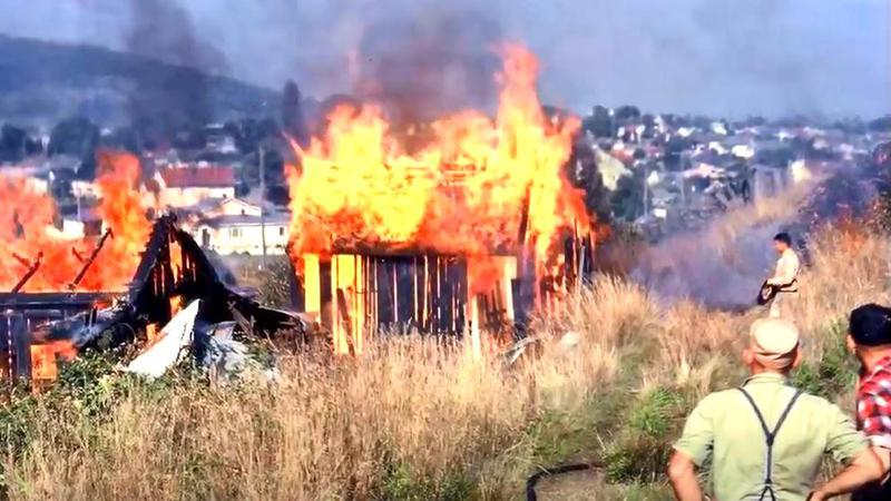 VIDEO: 60 years since Nanaimo's last ever Chinatown destroyed in massive fire