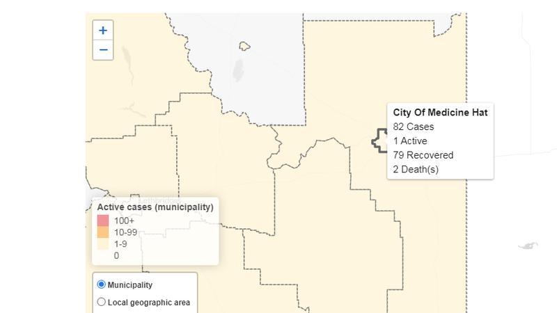 Local Health Unit Reports Three New Cases of COVID-19
