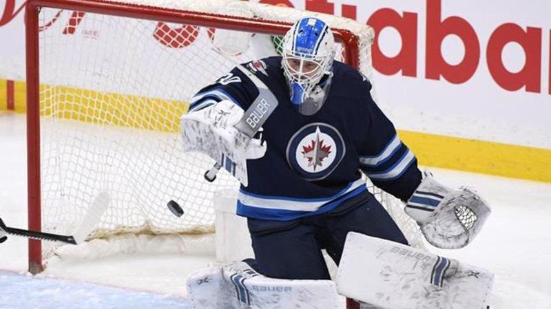 Winnipeg Jets Sign Goaltender Laurent Brossoit To One Year Contract Lethbridge News Now