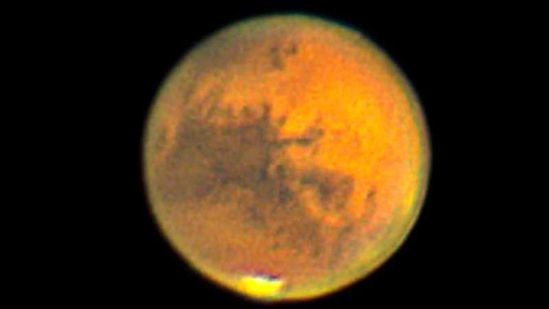 Mars won't be this close to Earth again until 2035