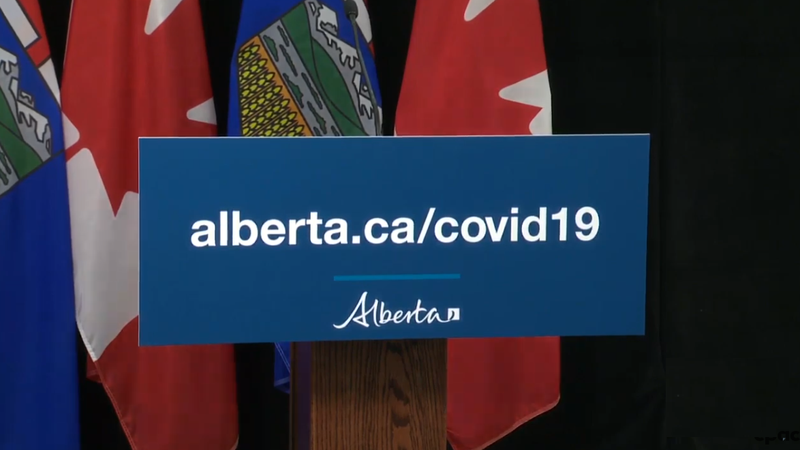 Hinshaw to give update on COVID-19 in Alberta on Tuesday afternoon