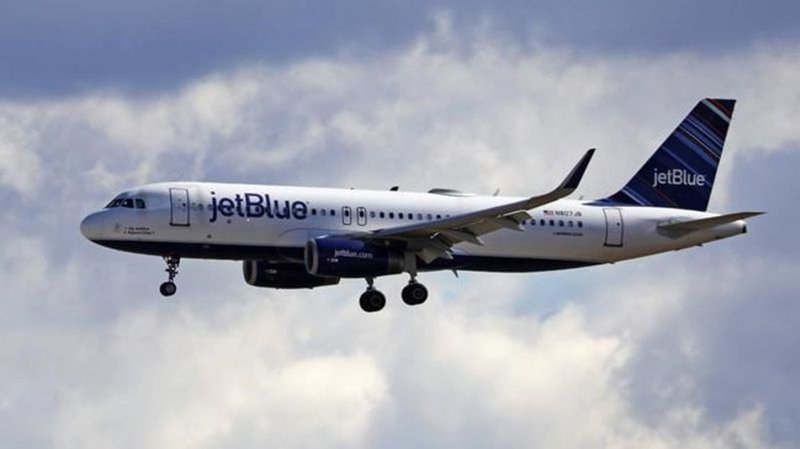 Canadian Jetblue Advertising 2020 Christmas JetBlue is the latest airline to retreat from blocking seats