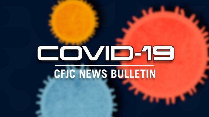 COVID-19 Case count not slowing down in BC