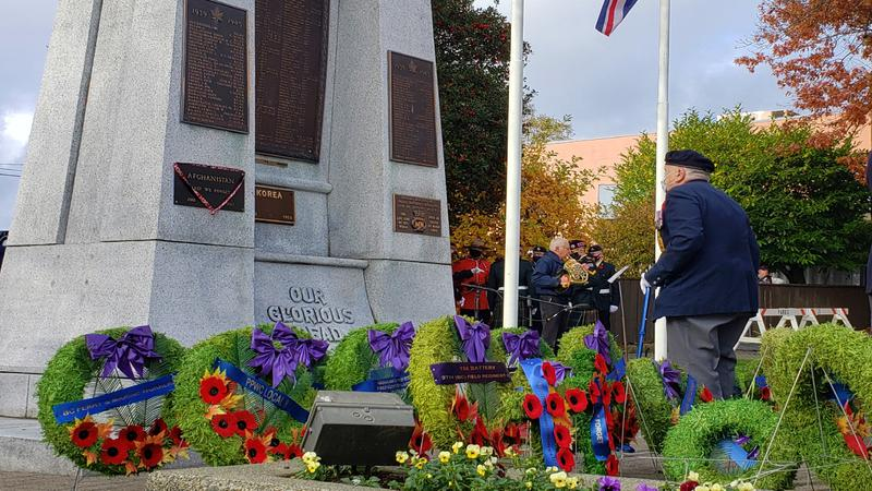 Honour Canada's veterans on Remembrance Day by staying home, says B.C