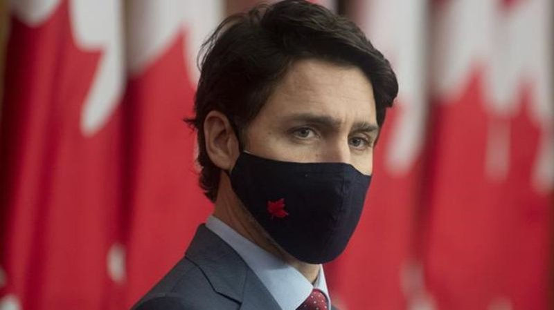 Canadian govt's Covid-19 support not infinite, says Trudeau
