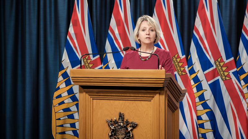 BC health officials report 516 new COVID-19 cases