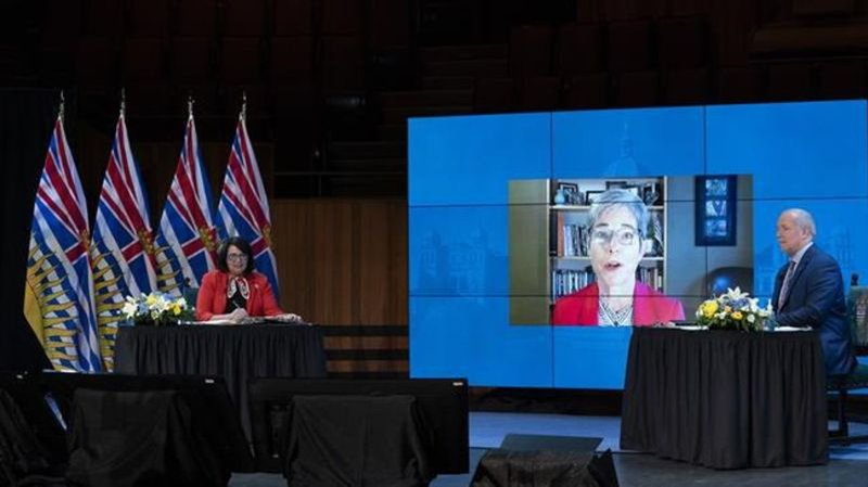 Finance minister says B.C. recovery benefits program accepting applications December 18