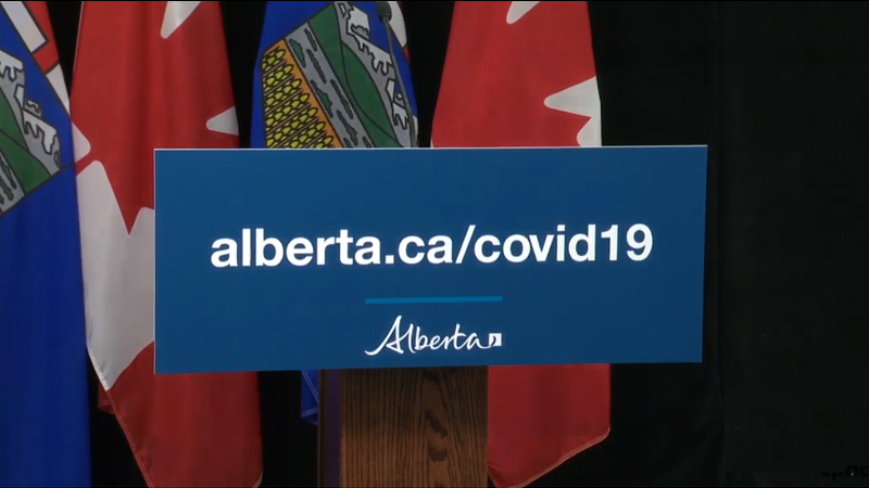 Watch Alberta Update On Covid 19 Vaccine Chat News Today