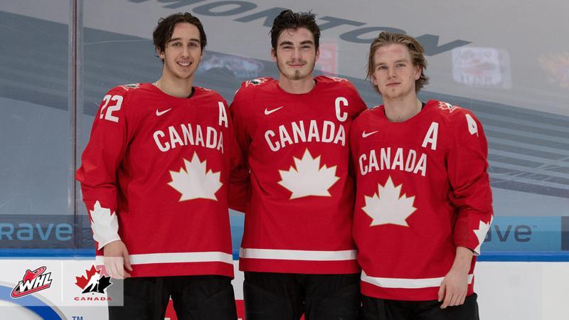 Kirby Dach named captain of Canada's 2021 world junior team