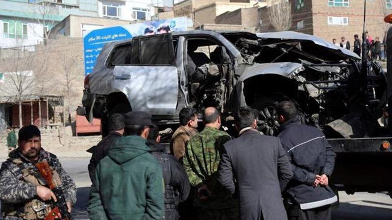 Two Afghan female judges shot dead in Kabul ambush