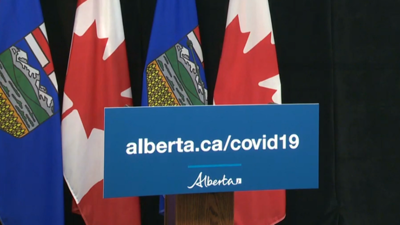 Alberta to ease COVID-19 restrictions on gyms, restaurants, sports — CP NewsAlert